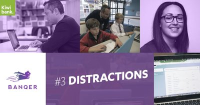 Kendall Flutey - Distractions