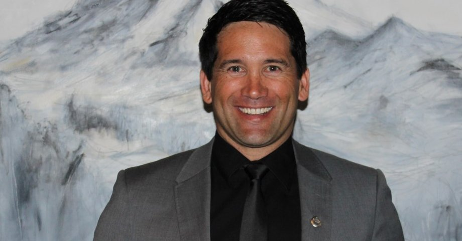 Kiwibank New Zealander of the Year Dr Lance O'Sullivan