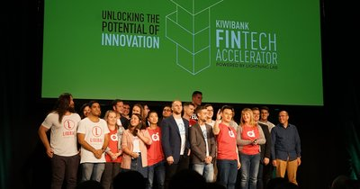 Kiwibank FinTech Teams